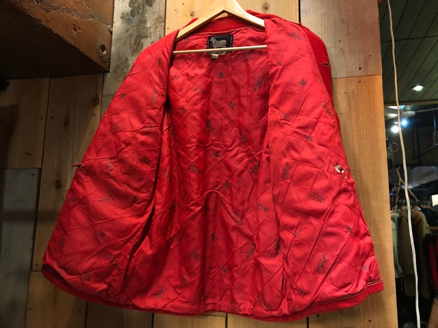 1月15日(水)マグネッツ大阪店ヴィンテージ入荷!!#3 OutdoorHunting編! NOS RED WING & HomeMadeFishingJKT、BAUER DOWN!!_c0078587_2229016.jpg