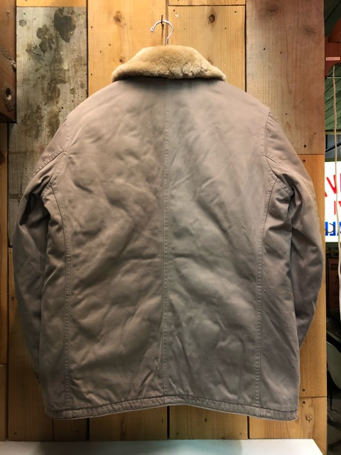 1月15日(水)マグネッツ大阪店ヴィンテージ入荷!!#3 OutdoorHunting編! NOS RED WING & HomeMadeFishingJKT、BAUER DOWN!!_c0078587_22295475.jpg