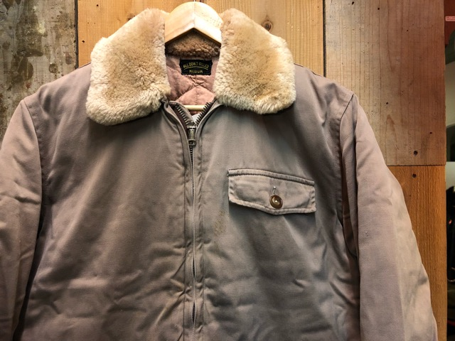 1月15日(水)マグネッツ大阪店ヴィンテージ入荷!!#3 OutdoorHunting編! NOS RED WING & HomeMadeFishingJKT、BAUER DOWN!!_c0078587_22302094.jpg