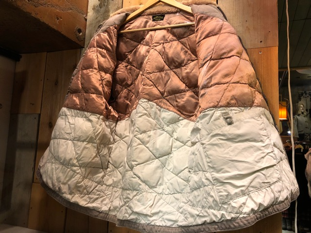 1月15日(水)マグネッツ大阪店ヴィンテージ入荷!!#3 OutdoorHunting編! NOS RED WING & HomeMadeFishingJKT、BAUER DOWN!!_c0078587_22321989.jpg
