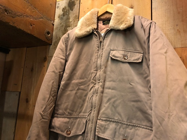 1月15日(水)マグネッツ大阪店ヴィンテージ入荷!!#3 OutdoorHunting編! NOS RED WING & HomeMadeFishingJKT、BAUER DOWN!!_c0078587_22324079.jpg