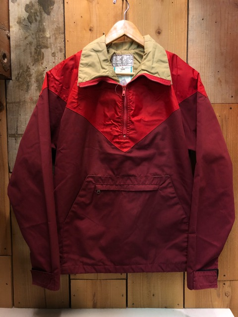 1月15日(水)マグネッツ大阪店ヴィンテージ入荷!!#3 OutdoorHunting編! NOS RED WING & HomeMadeFishingJKT、BAUER DOWN!!_c0078587_22364176.jpg