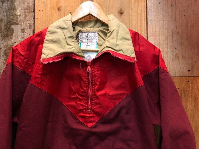 1月15日(水)マグネッツ大阪店ヴィンテージ入荷!!#3 OutdoorHunting編! NOS RED WING & HomeMadeFishingJKT、BAUER DOWN!!_c0078587_22371457.jpg