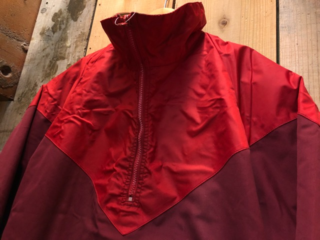 1月15日(水)マグネッツ大阪店ヴィンテージ入荷!!#3 OutdoorHunting編! NOS RED WING & HomeMadeFishingJKT、BAUER DOWN!!_c0078587_22373383.jpg