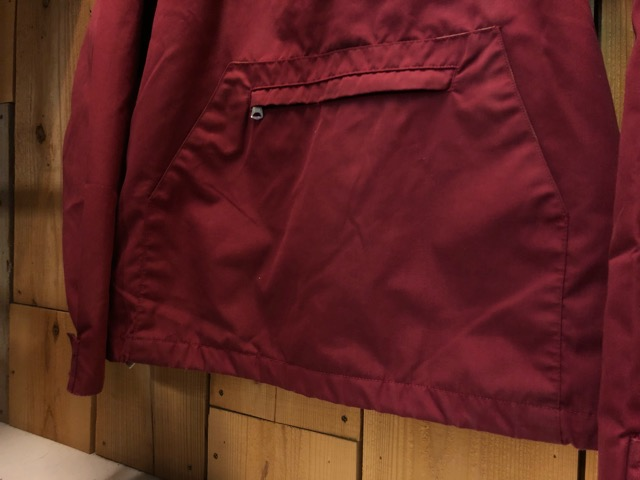 1月15日(水)マグネッツ大阪店ヴィンテージ入荷!!#3 OutdoorHunting編! NOS RED WING & HomeMadeFishingJKT、BAUER DOWN!!_c0078587_22383120.jpg