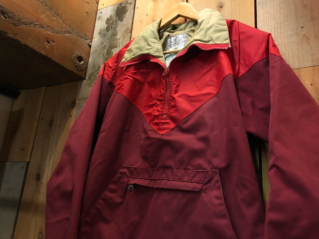 1月15日(水)マグネッツ大阪店ヴィンテージ入荷!!#3 OutdoorHunting編! NOS RED WING & HomeMadeFishingJKT、BAUER DOWN!!_c0078587_22392317.jpg