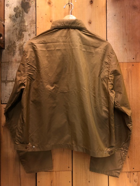 1月15日(水)マグネッツ大阪店ヴィンテージ入荷!!#3 OutdoorHunting編! NOS RED WING & HomeMadeFishingJKT、BAUER DOWN!!_c0078587_22395677.jpg