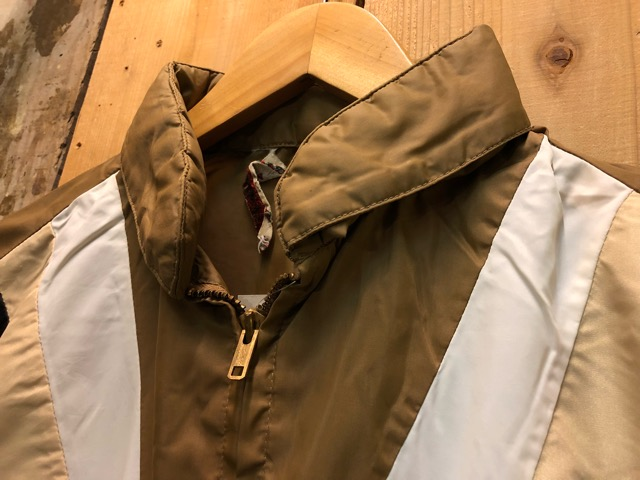 1月15日(水)マグネッツ大阪店ヴィンテージ入荷!!#3 OutdoorHunting編! NOS RED WING & HomeMadeFishingJKT、BAUER DOWN!!_c0078587_22411422.jpg