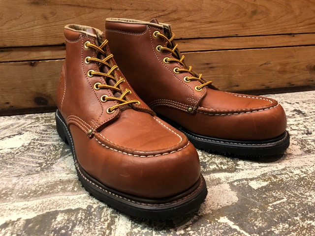 1月15日(水)マグネッツ大阪店ヴィンテージ入荷!!#3 OutdoorHunting編! NOS RED WING & HomeMadeFishingJKT、BAUER DOWN!!_c0078587_2292011.jpg