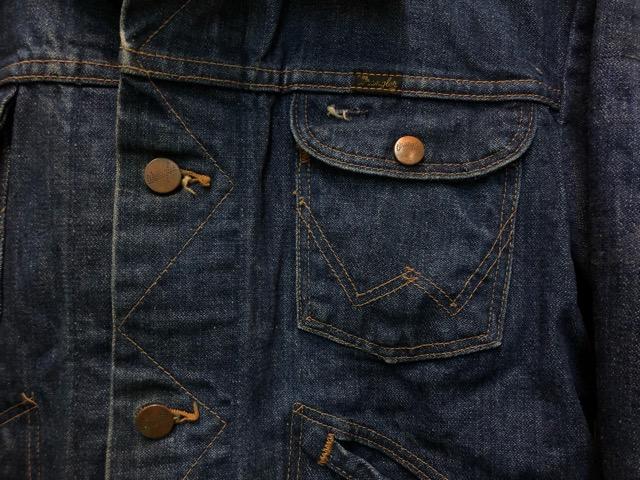 1月15日(水)マグネッツ大阪店ヴィンテージ入荷!!#4 Leather,Denim,Sweat,CordPants編! Horsehide & MotorcycleClub、70505-0317!!_c0078587_23124275.jpg