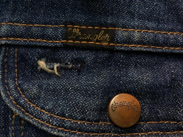 1月15日(水)マグネッツ大阪店ヴィンテージ入荷!!#4 Leather,Denim,Sweat,CordPants編! Horsehide & MotorcycleClub、70505-0317!!_c0078587_23125183.jpg