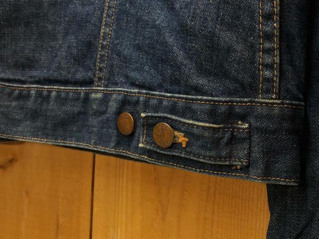 1月15日(水)マグネッツ大阪店ヴィンテージ入荷!!#4 Leather,Denim,Sweat,CordPants編! Horsehide & MotorcycleClub、70505-0317!!_c0078587_23132990.jpg