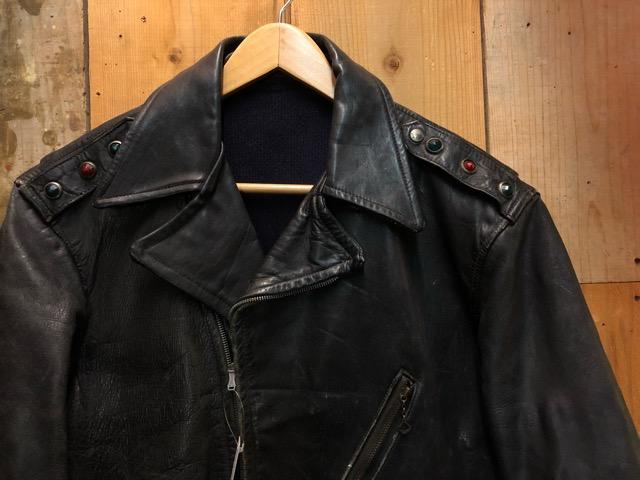 1月15日(水)マグネッツ大阪店ヴィンテージ入荷!!#4 Leather,Denim,Sweat,CordPants編! Horsehide & MotorcycleClub、70505-0317!!_c0078587_2314191.jpg