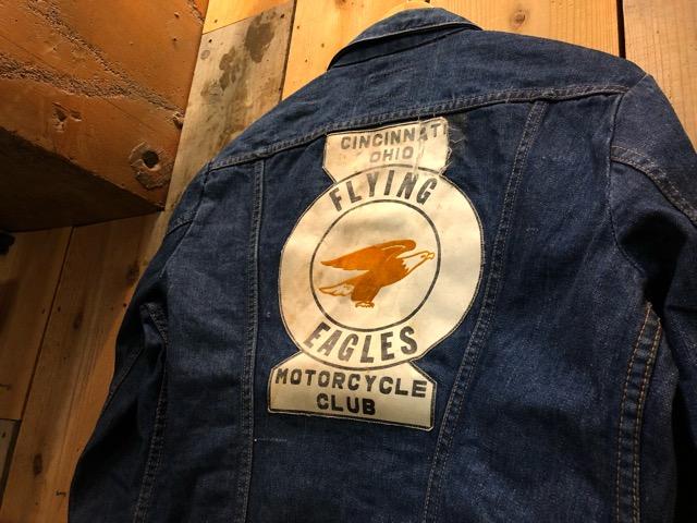 1月15日(水)マグネッツ大阪店ヴィンテージ入荷!!#4 Leather,Denim,Sweat,CordPants編! Horsehide & MotorcycleClub、70505-0317!!_c0078587_23143152.jpg