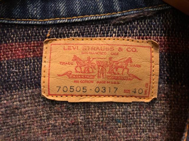 1月15日(水)マグネッツ大阪店ヴィンテージ入荷!!#4 Leather,Denim,Sweat,CordPants編! Horsehide & MotorcycleClub、70505-0317!!_c0078587_23151890.jpg