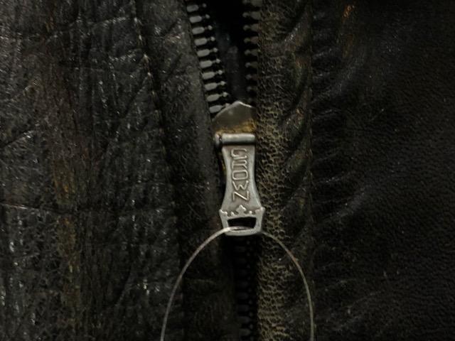 1月15日(水)マグネッツ大阪店ヴィンテージ入荷!!#4 Leather,Denim,Sweat,CordPants編! Horsehide & MotorcycleClub、70505-0317!!_c0078587_2315744.jpg