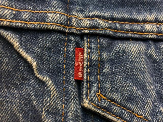 1月15日(水)マグネッツ大阪店ヴィンテージ入荷!!#4 Leather,Denim,Sweat,CordPants編! Horsehide & MotorcycleClub、70505-0317!!_c0078587_23203944.jpg