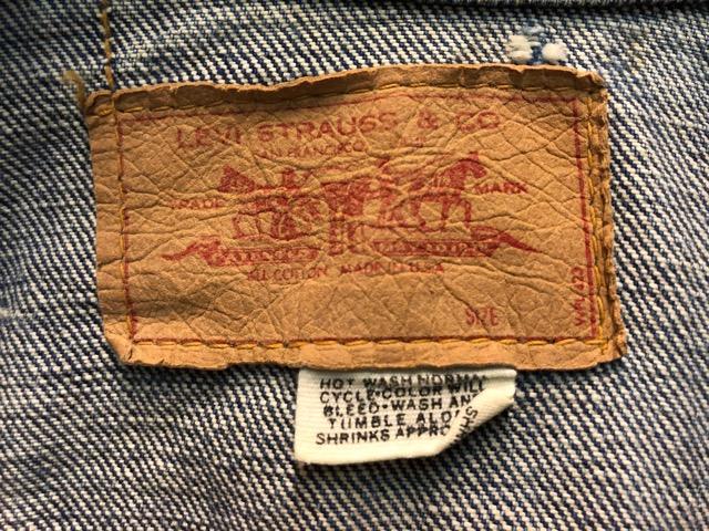 1月15日(水)マグネッツ大阪店ヴィンテージ入荷!!#4 Leather,Denim,Sweat,CordPants編! Horsehide & MotorcycleClub、70505-0317!!_c0078587_23211529.jpg
