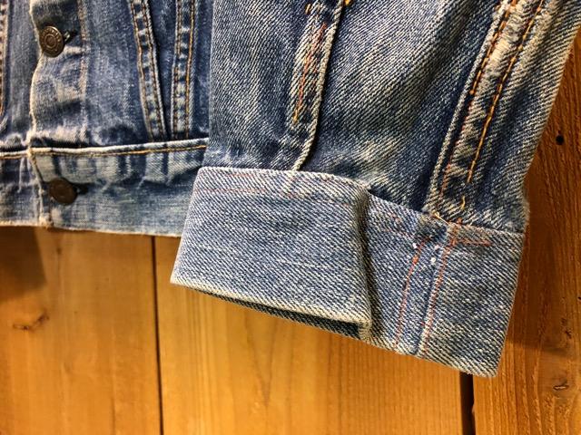 1月15日(水)マグネッツ大阪店ヴィンテージ入荷!!#4 Leather,Denim,Sweat,CordPants編! Horsehide & MotorcycleClub、70505-0317!!_c0078587_23232695.jpg
