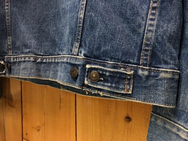 1月15日(水)マグネッツ大阪店ヴィンテージ入荷!!#4 Leather,Denim,Sweat,CordPants編! Horsehide & MotorcycleClub、70505-0317!!_c0078587_23242364.jpg