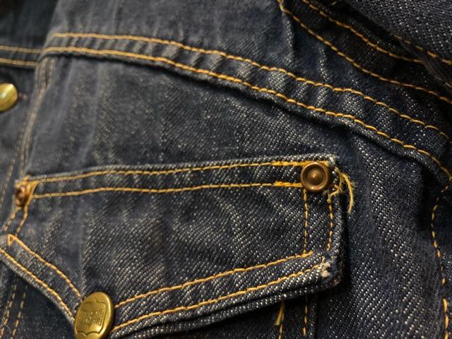 1月15日(水)マグネッツ大阪店ヴィンテージ入荷!!#4 Leather,Denim,Sweat,CordPants編! Horsehide & MotorcycleClub、70505-0317!!_c0078587_23255552.jpg