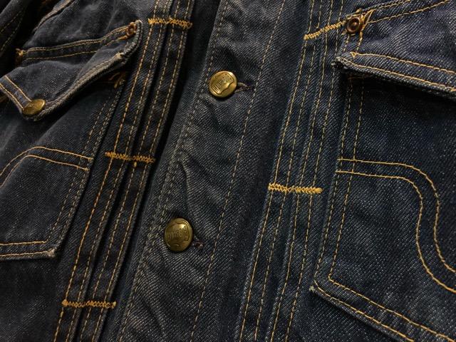 1月15日(水)マグネッツ大阪店ヴィンテージ入荷!!#4 Leather,Denim,Sweat,CordPants編! Horsehide & MotorcycleClub、70505-0317!!_c0078587_2327599.jpg