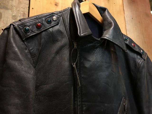 1月15日(水)マグネッツ大阪店ヴィンテージ入荷!!#4 Leather,Denim,Sweat,CordPants編! Horsehide & MotorcycleClub、70505-0317!!_c0078587_234891.jpg