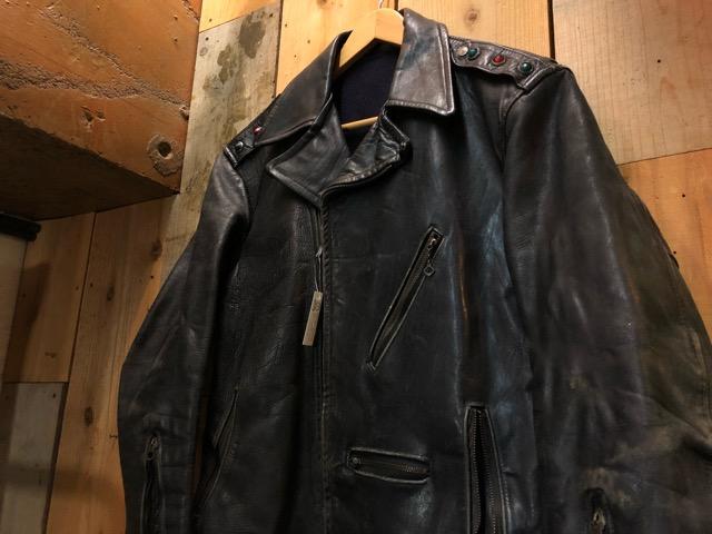 1月15日(水)マグネッツ大阪店ヴィンテージ入荷!!#4 Leather,Denim,Sweat,CordPants編! Horsehide & MotorcycleClub、70505-0317!!_c0078587_2354083.jpg
