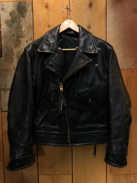 1月15日(水)マグネッツ大阪店ヴィンテージ入荷!!#4 Leather,Denim,Sweat,CordPants編! Horsehide & MotorcycleClub、70505-0317!!_c0078587_2355340.jpg