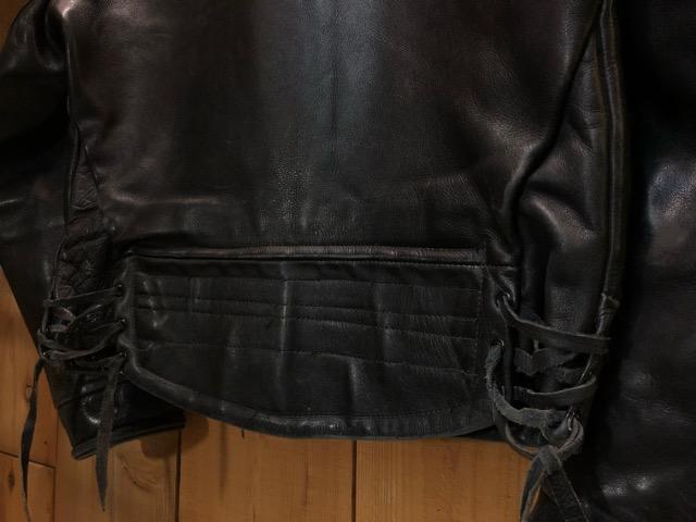 1月15日(水)マグネッツ大阪店ヴィンテージ入荷!!#4 Leather,Denim,Sweat,CordPants編! Horsehide & MotorcycleClub、70505-0317!!_c0078587_2375134.jpg