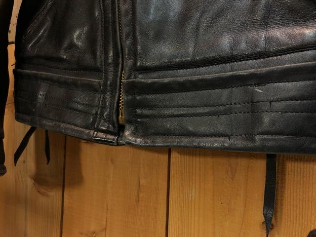 1月15日(水)マグネッツ大阪店ヴィンテージ入荷!!#4 Leather,Denim,Sweat,CordPants編! Horsehide & MotorcycleClub、70505-0317!!_c0078587_2394177.jpg