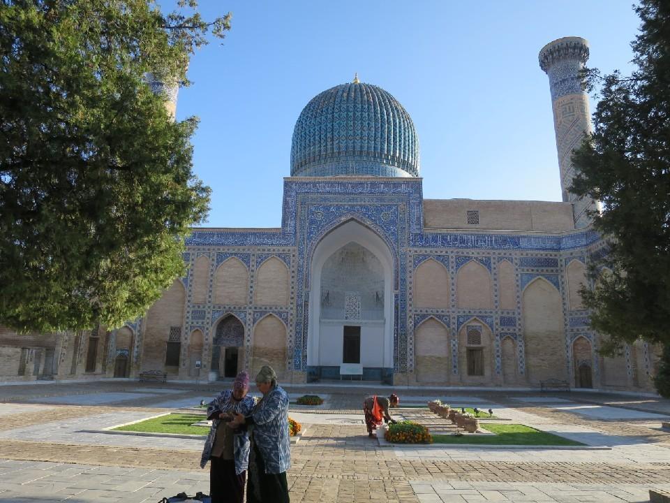 ウズベキスタンの旅⑫_b0397893_10150811.jpg