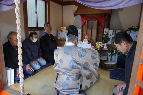 毘沙門さんの新春大祭_b0145296_10480454.jpg