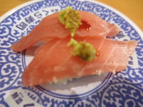 朝:トースト、おはぎ&味噌汁 昼:焼鳥ももタレ 夜:くら寿司の天丼_c0075701_18313756.jpg