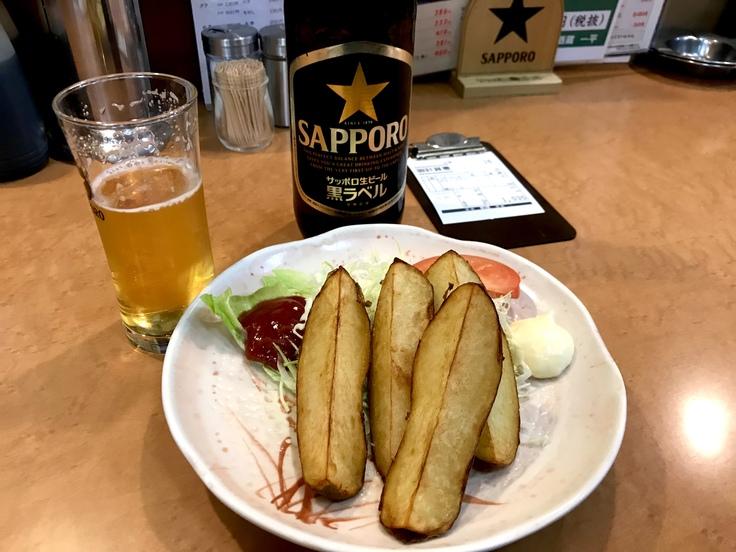 モーニング @ 酒蔵一平(八王子)_c0212604_11332779.jpg