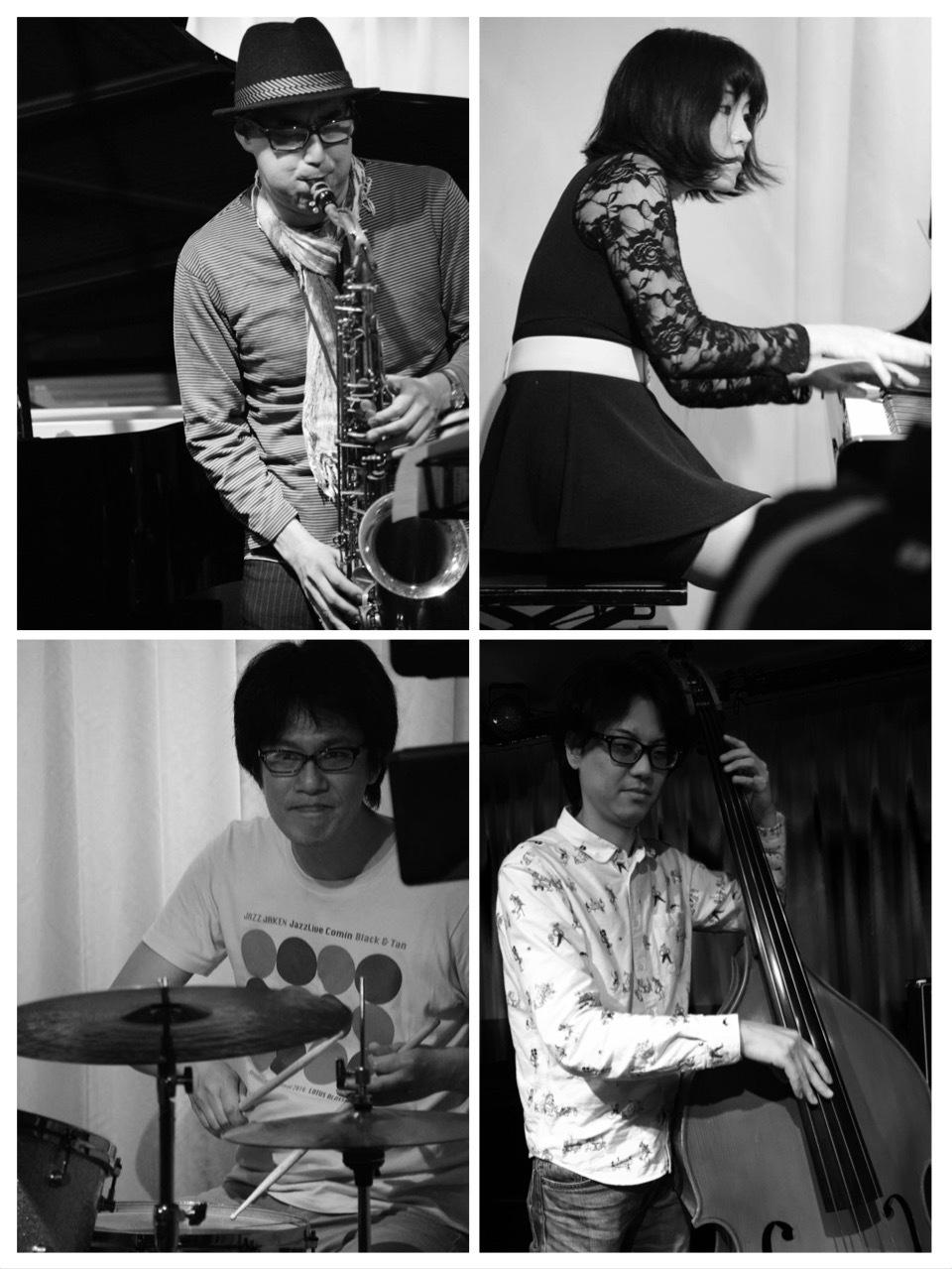 広島でジャズ Jazzlive Cominジャズライブカミン 本日13日は15時スタート 昼間のジャズライブです_b0115606_11100181.jpeg