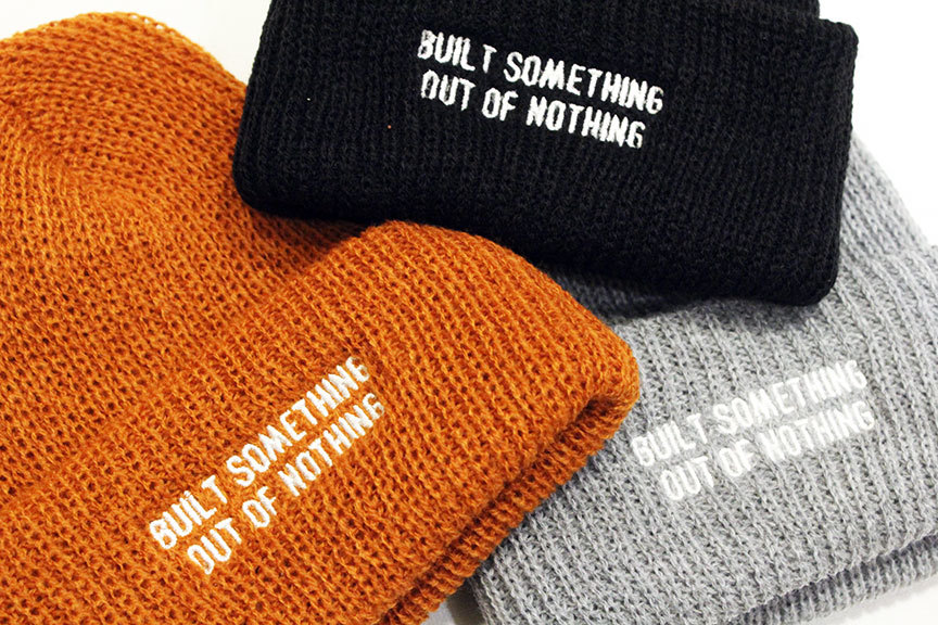"NOTHIN\'SPECIAL (ナッシンスペシャル) "" OUT OF NOTHING BEANIE \""_b0122806_13385776.jpg"