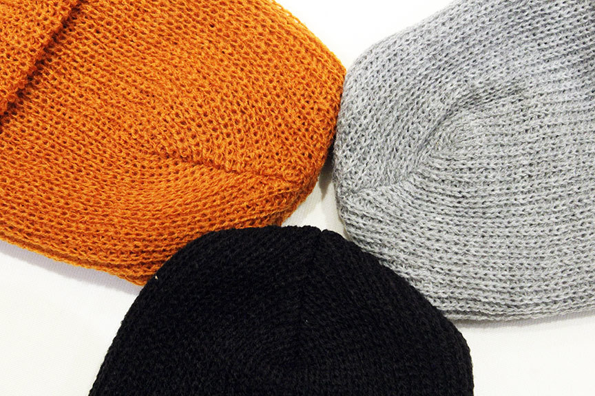 "NOTHIN\'SPECIAL (ナッシンスペシャル) "" OUT OF NOTHING BEANIE \""_b0122806_13390046.jpg"