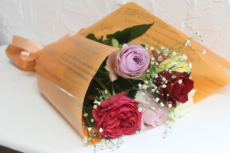 花束の贈り物_d0227610_11131132.jpg
