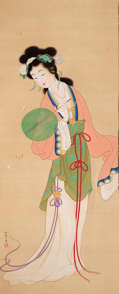 円山応挙から近代京都画壇へ(大杉)_f0354314_22412734.jpeg