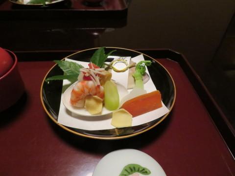 夕食その一。暁翠庵。俵屋旅館にお邪魔。_d0019916_13185188.jpg