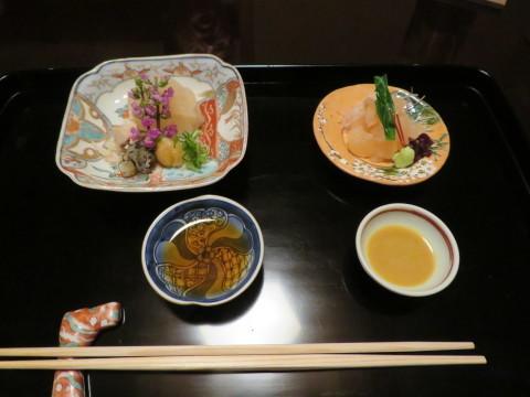 夕食その二。暁翠庵、俵屋旅館にお邪魔。_d0019916_14361854.jpg