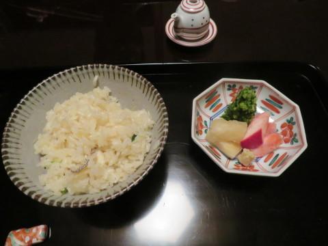 夕食その二。暁翠庵、俵屋旅館にお邪魔。_d0019916_14465332.jpg