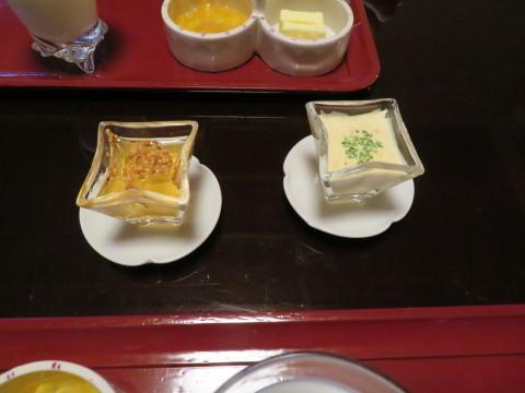 洋朝食。暁翠庵、俵屋旅館にお邪魔。_d0019916_15023135.jpg