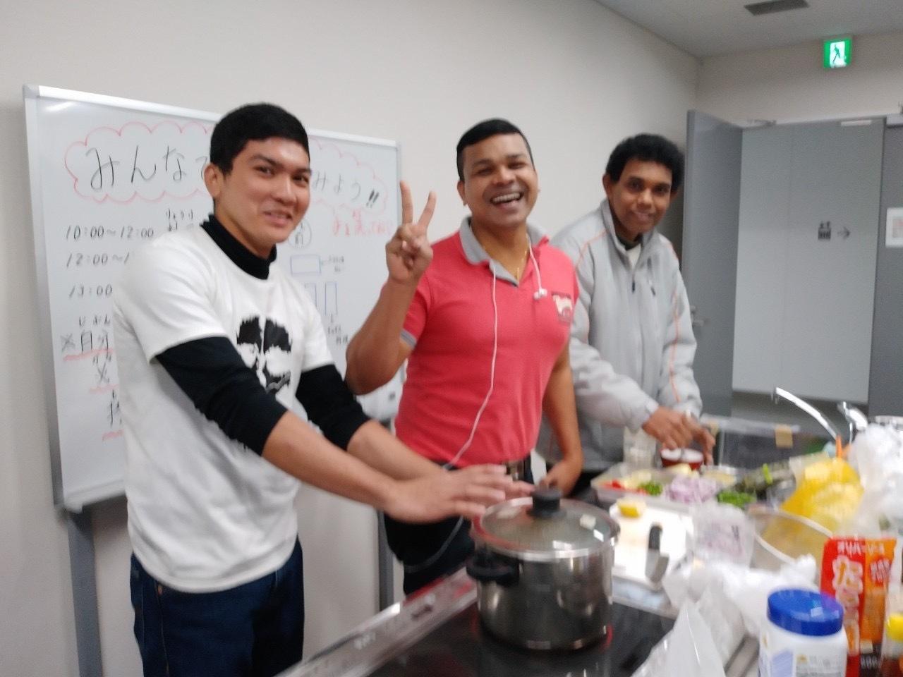 私の国の料理ー火曜夜教室_e0175020_15502657.jpg