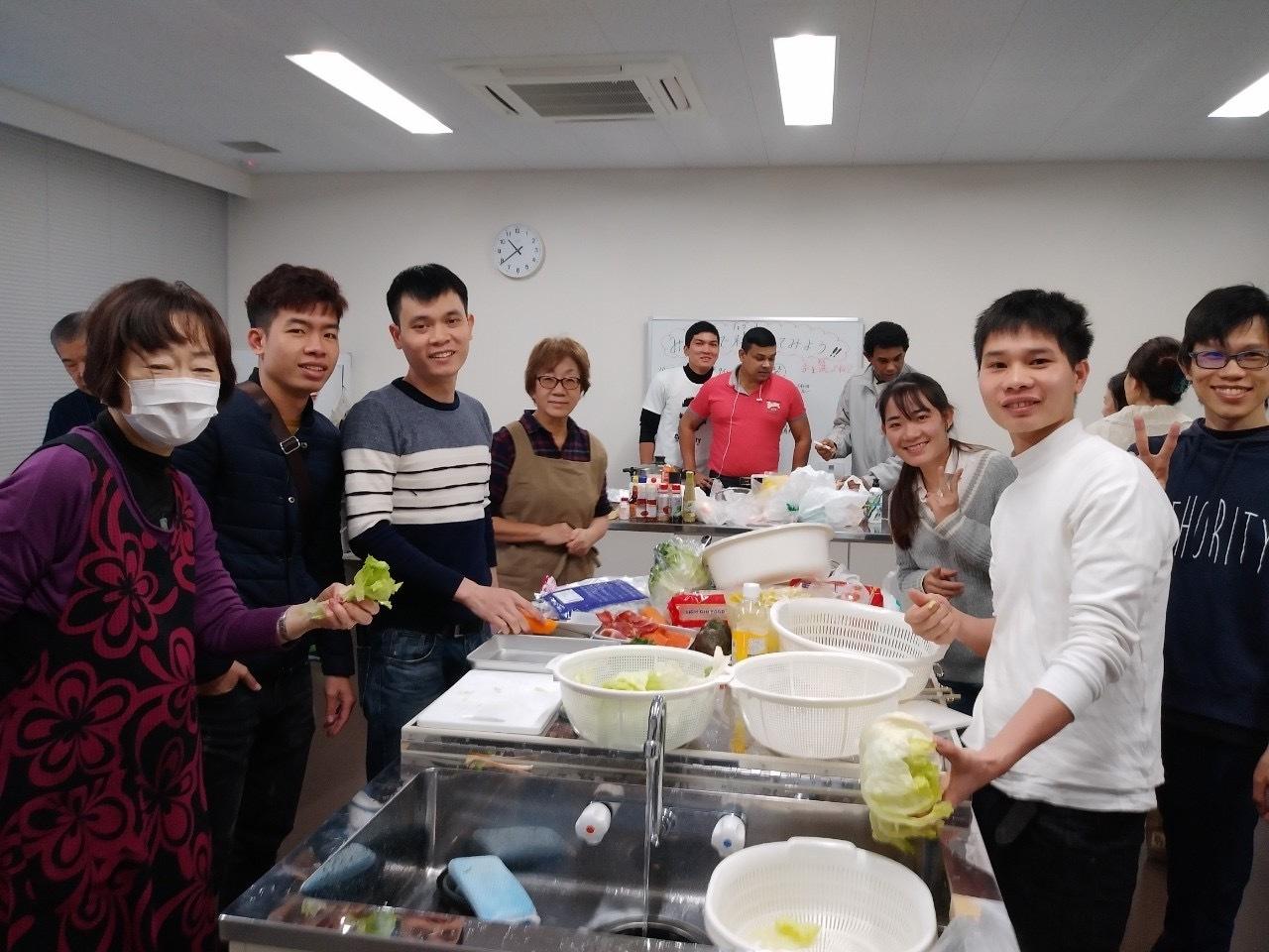 私の国の料理ー火曜夜教室_e0175020_15533721.jpg