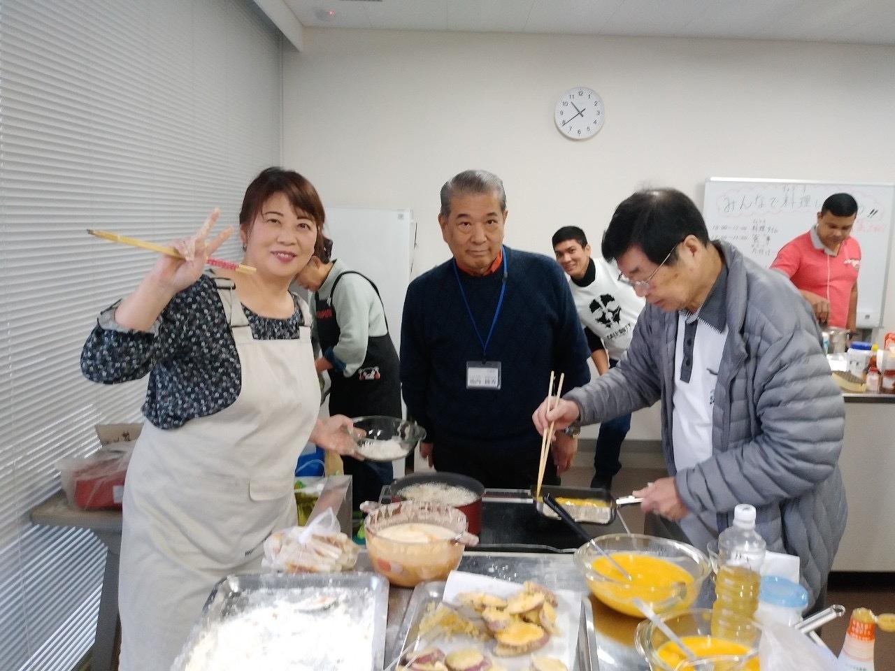 私の国の料理ー火曜夜教室_e0175020_15551621.jpg
