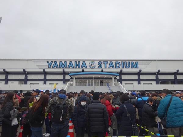トップリーグ初日、ヤマハvsトヨタを観戦_f0097523_17311568.jpg