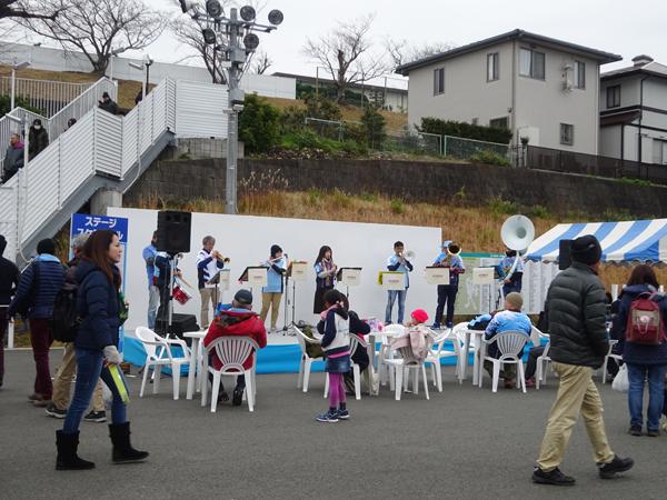 トップリーグ初日、ヤマハvsトヨタを観戦_f0097523_17315675.jpg