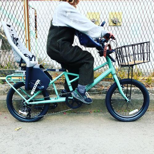BRUNO 2020モデル 『 MINIVELO TOOL 』ブルーノ ミニベロ ミキスト ミニベロツール おしゃれ自転車 自転車女子 自転車ガール 子乗せ自転車 Yepp 20インチ_b0212032_18085161.jpeg